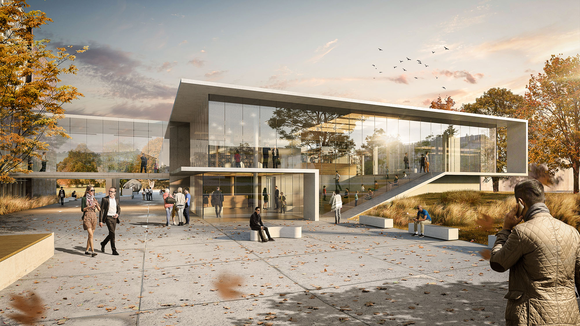LIBRARY EXTENSION COMPETITION